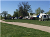 Law Enforcement Cars and Helicopter
