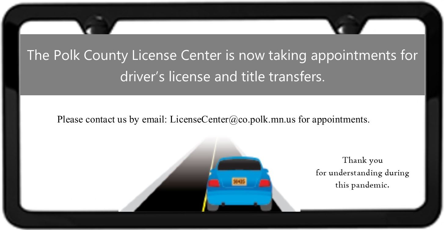 License Center Information
