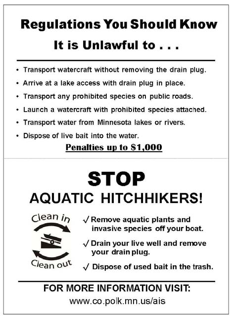 Aquatic Regulations (JPG) Opens in new window