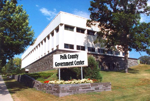 Polk County Government Center